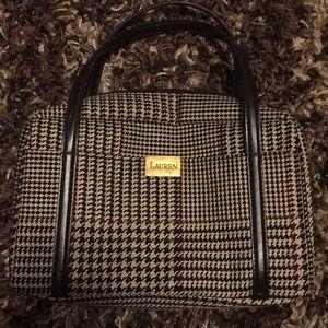 Ralph Lauren tote bag/purse